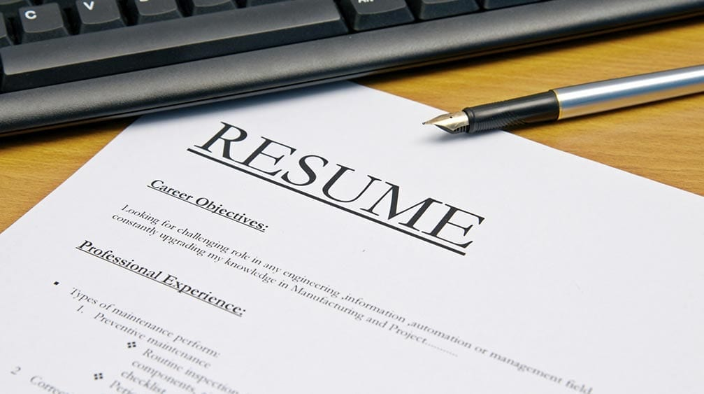 Our top 10 pet peeves when it comes to resumes